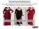 Online Plus Size Cocktail Dresses for Women | LURAP