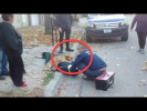 Dog Won't Stop Hugging His Dad Who Was Injured In A Fall