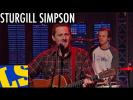 "Sturgill Simpson: ""Long White Line"" - David Letterman"