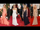 Golden Globes 2014: Best And Worst Dressed Celebrities On The Red Carpet In 2014 [VIDEO]