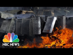 Ukraine's Protests: Political or Geographical? | Archives | NBC News