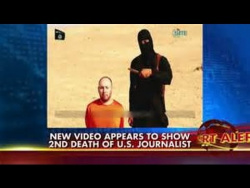3 September 2014 Breaking News ISIS video surfaced 2nd USA journalist beheaded