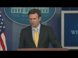 Earnest: U.S. support for Israel trumps party politics