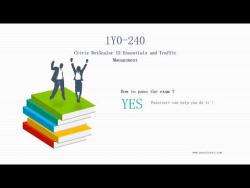 [15% OFF] Citrix CCA-N 1Y0-240 Exam Questions   Passtcert