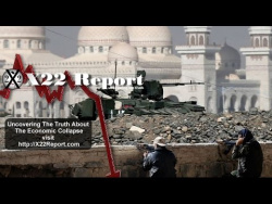 Central Bankers Lose Control Of The Middle East, Yemen Government Falls - Episode 572