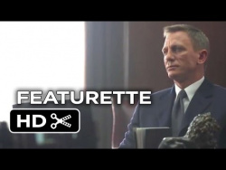Spectre Featurette - Behind the Scenes (2015) - Daniel Craig Movie HD