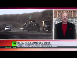 Ukraine economy in free fall - inflation, energy tariffs soar