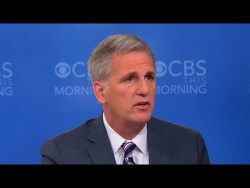 House Majority Leader McCarthy on State of the Union, future with divided government