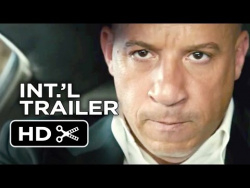 Furious 7 Official International Trailer #1 (2015) - Vin Diesel, Paul Walker Movie HD