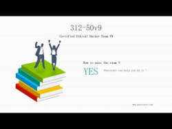 [ECCouncil] 312-50v9 CEH V9 Exam Dumps | Passtcert