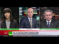 UN to receive draft resolution for Palestinian statehood bid