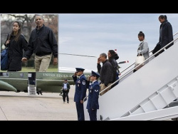 Obama arrives homeHawaii rolls out 2015 agenda  help more Americans buy a home  attend college