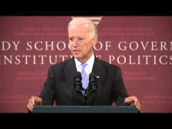 Vice President Biden Delivered Remarks on Foreign Policy | Institute of Politics