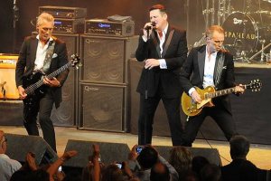 Triumphs and traumas: Spandau Ballet's Martin Kemp, Tony Hadley and Gary Kemp