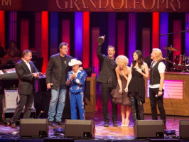 Little Big Town Join the Grand Ole Opry