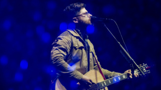 Decemberists perform at the Boston Calling Concert