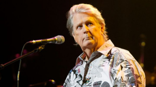 Brian Wilson of The Beach Boys performs in Los Angeles