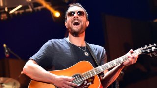 Eric Church performs at the iHeartRadio Music Festival