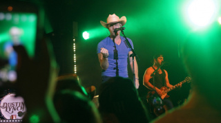 Dustin Lynch at Historic Morganton Festival