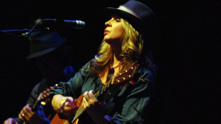 Over The Rhine performs in Louisville, Kentucky, in 2011. The duo covers Merle Haggard's