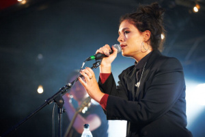 Jessie Ware in Brussels