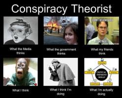 Wacky Conspiracy Theories!