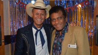 Neal McCoy and Charley Pride