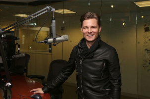 Frankie Ballard visits 'The Highway'