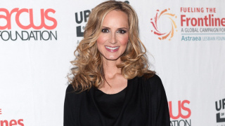 Chely Wright attends Uprising Of Love