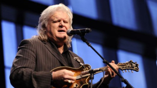 Ricky Skaggs at the Country Music Hall of Fame and Museum