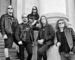 OVERKILL DEBUTS NEW SONG WHITE DEVIL ARMORY