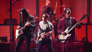 Weezer at the iHeartRadio Festival