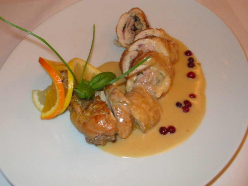 Блюда из курицы для конкурса
