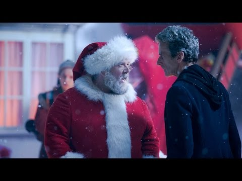 Watch: Sneak Peek of New Doctor Who Christmas Special