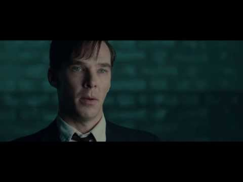 The Imitation Game: watch Benedict Cumberbatch as Alan Turing in the Oscar-tipped biopic - video exclusive