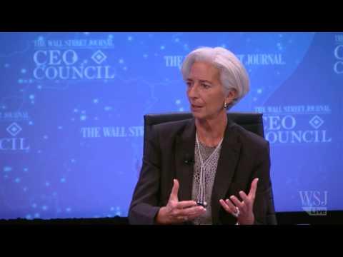 Christine Lagarde: Europe needs reform
