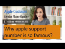 Apple customer support & Service phone number Uk is so famous