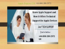 Facing Problems in Apple iPhone | Solve by Apple Support Phone Number UK