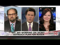 Report: White House working on outreach plan for Russia