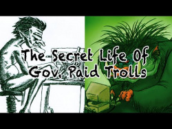 The Secret Life of Gov. Paid Trolls