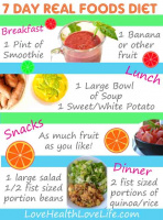healthy eating to lose weight