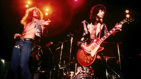 """LED ZEPPELIN - HEDGEROW-BUSTLING """"STAIRWAY TO HEAVEN"""" ALTERNATE MIX NOW ONLINE"""