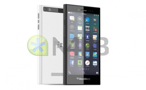 Images and specs of BlackBerry Z20 Rio make the rounds