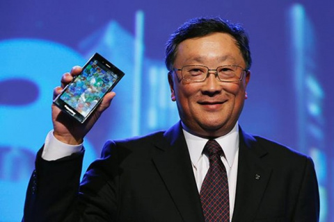 Content developers for BlackBerry becomes legal