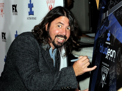 Dave Grohl Talks 'Not Knowing S--t About Jazz or New Orleans' for 'Sonic Highways'