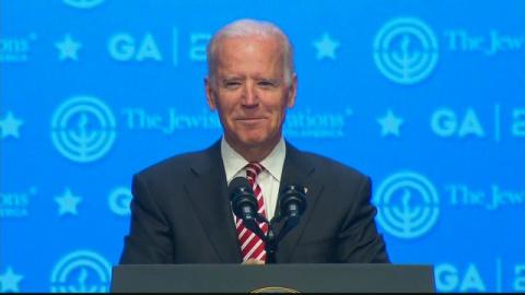 Joe Biden: Bibi and I are 'still buddies'