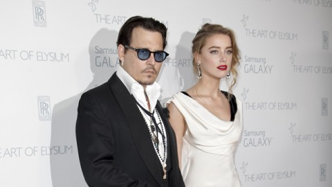 Johnny Depp has got married to Amber Heard