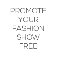 Promote Your Fashion Show
