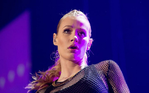 Iggy Azalea threatened with sex tape leak by Anonymous hacker group