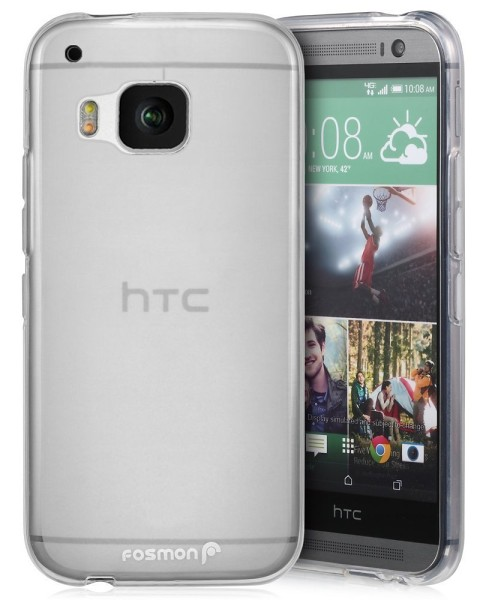 HTC One (M9) leaked cases confirm lack of Duo camera